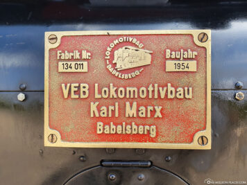 VEB Locomotive Construction Karl Marx