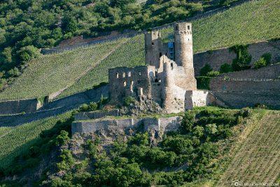 Ehrenfels Castle