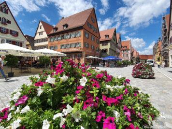 Marktplatz am Weinmarkt