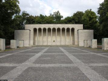 Die Ehrenhalle im Luitpoldhain