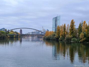 The Main near Frankfurt