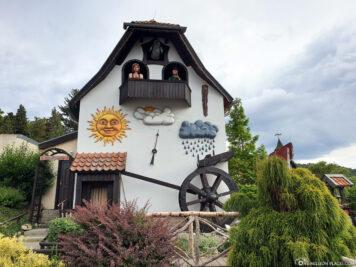 Weltgrößtes Wetterhaus