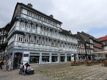 Market Square in Goslar