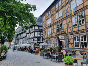 Old Town of Goslar