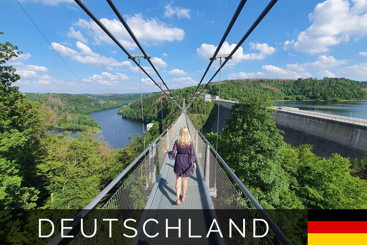 Hängebrücke Titan RT Titelbild