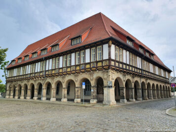 Building at Domplatz