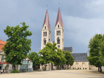 The Cathedral in Halberstadt
