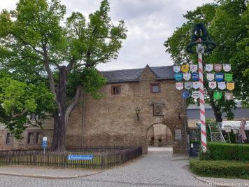 Harzgerode Castle