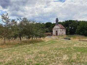 Church from Ederbringhausen