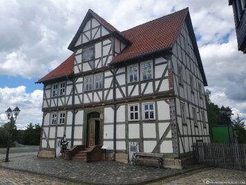 House from Melgershausen