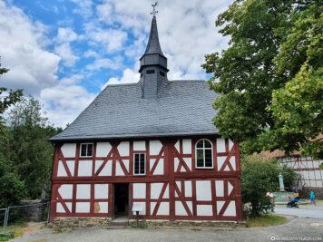 Church from Niederhörlen