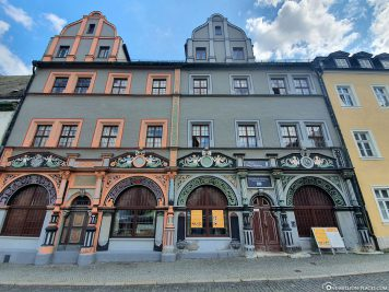 Cranachhaus am Marktplatz