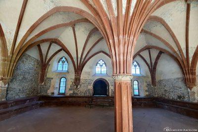 The monastery of Eberbach