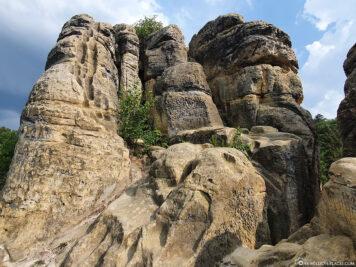 Involutus sandstone