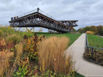 Observation platform Rhein-Moselle-View