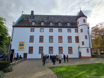 Ludwig Museum in the Deutschherrenhaus