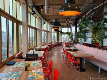 Das NENI Restaurant