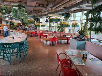 The NENI Restaurant