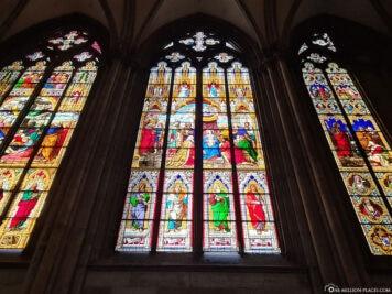 Das Anbetungsfenster von 1846
