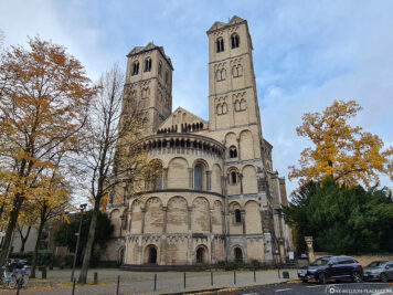 Church of St. Gereon