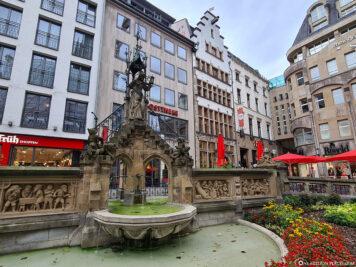 The Heinzelmännchenbrunnen