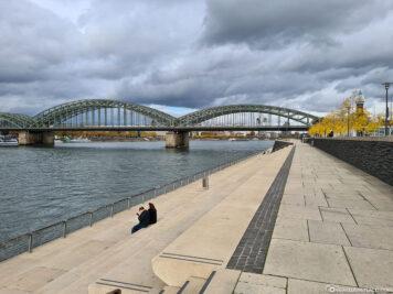 Die Rheinterrassen