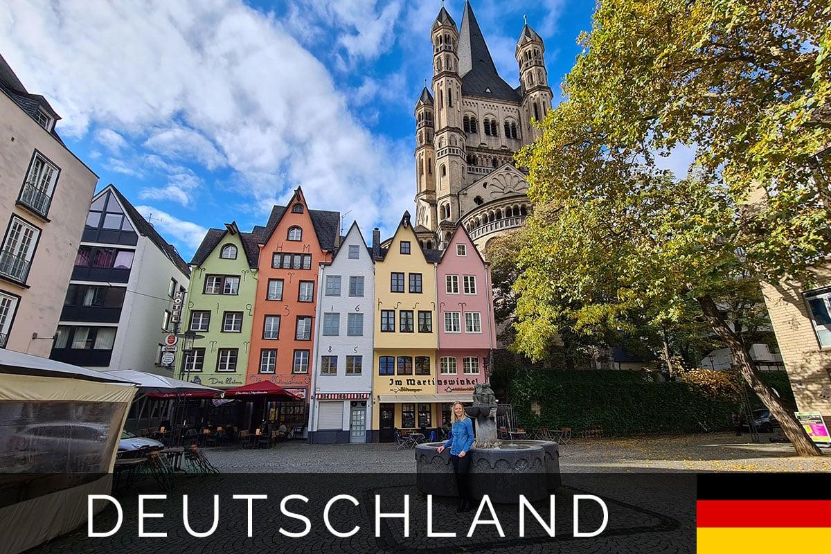 Köln Sehenswürdigkeiten Titelbild
