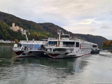 The A-ROSA ships Aqua & Silva