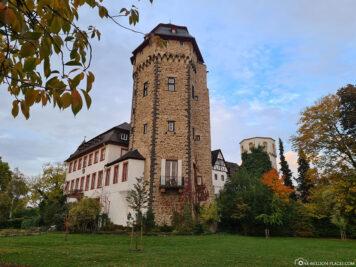 Martinsburg Castle