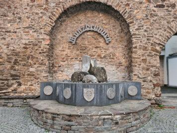The Coin Fountain