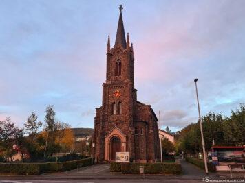 Evangelical Church Oberlahnstein