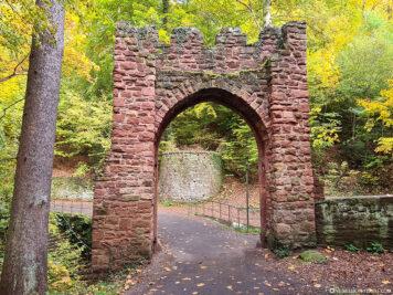 Gate at The Conradyweg