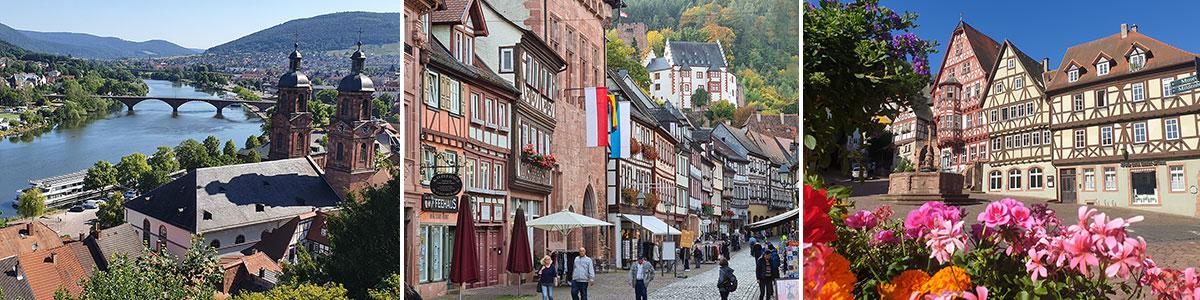 Miltenberg Main Old Town Header image