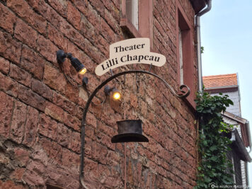 The smallest theatre in the world