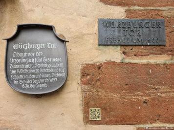 The Würzburg Gate