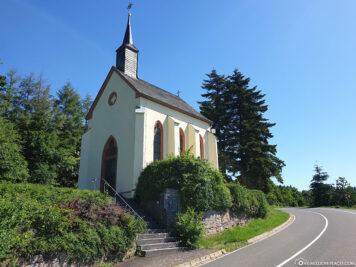 Bergkapelle von Kröv