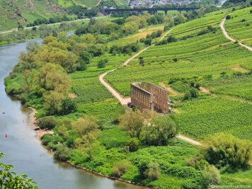 Das Kloster Stuben & der Moselstrand