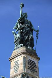 Statue of the Niederwald Monument