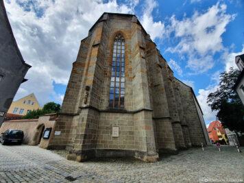 Parish Church of St. Salvator