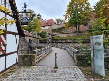 Die Vestnertorbrücke
