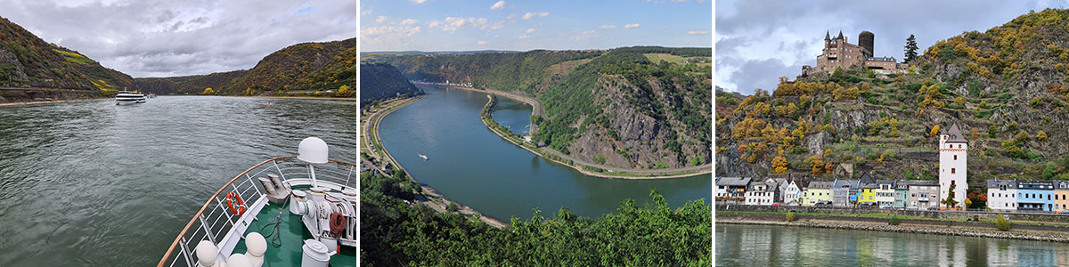 Upper Middle Rhine Valley header image
