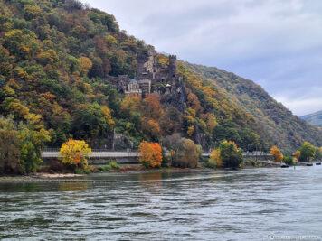 The Romantic Castle Rheinstein