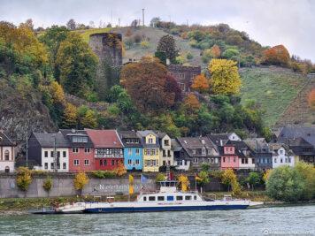 The Heimburg in Niederheimbach