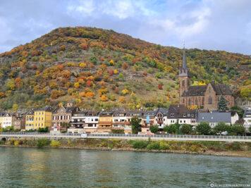 Lorchhausen am Rhein
