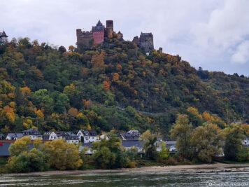 The Schönburg in Oberwesel
