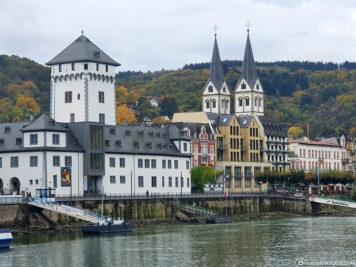 Boppard on the Rhine