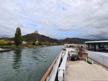 The Rhine near Lahnstein