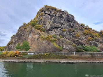 The slate rock Loreley