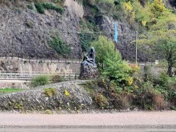 The Loreley Statue