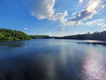 Rappbode Reservoir